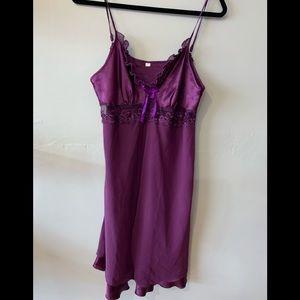 Other - Purple neglige/nightie